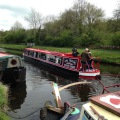 Canal programme filming with Tim & Pru.